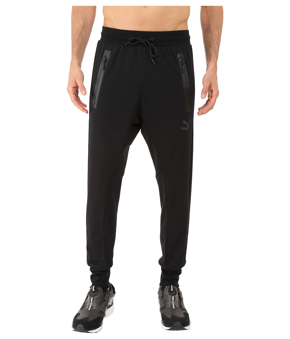 PUMA - Evo Sweatpants (Black) Men's Workout