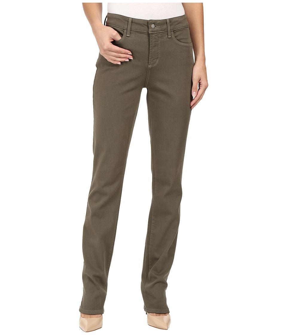 NYDJ - Samantha Slim Jeans in Luxury Touch Denim (Topiary) Women's Jeans