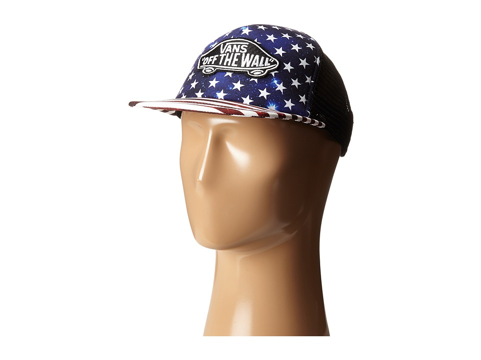 Vans - Classic Patch Trucker Plus (Americana) Caps