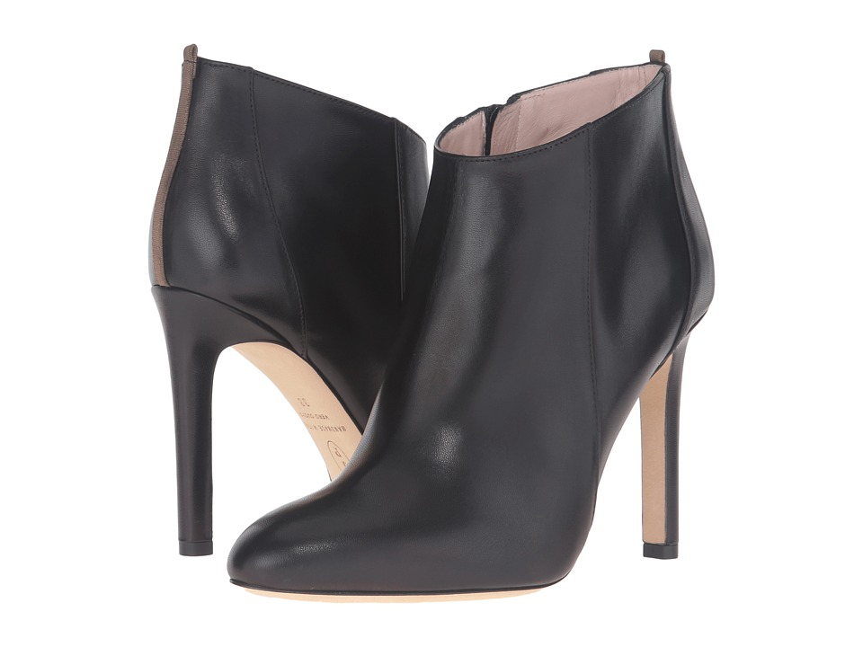 SJP by Sarah Jessica Parker - Neue (Black Leather) Women's Shoes