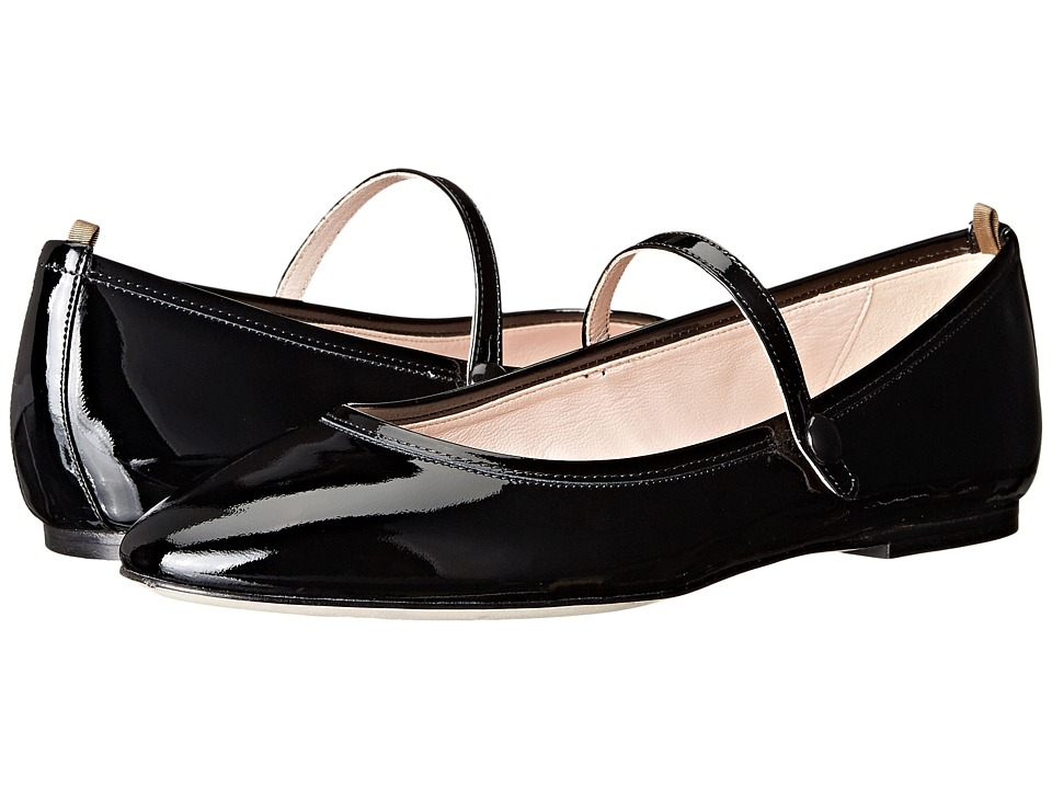SJP by Sarah Jessica Parker - Sashay (Black Patent) Women's Shoes