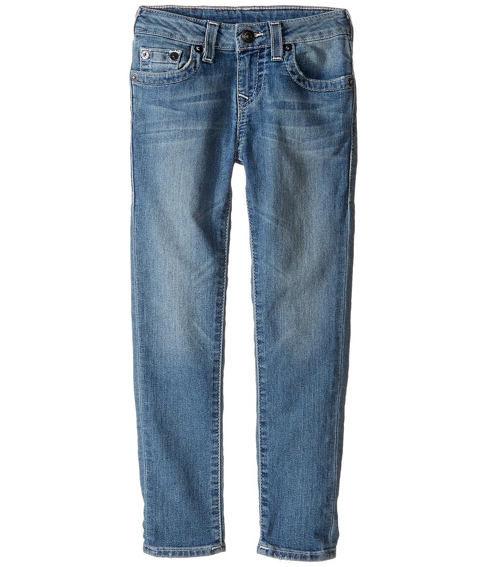 True Religion Kids Casey Single End Jeans in Supernova Blue (Toddler/Little Kids) (Supernova Blue) Girl