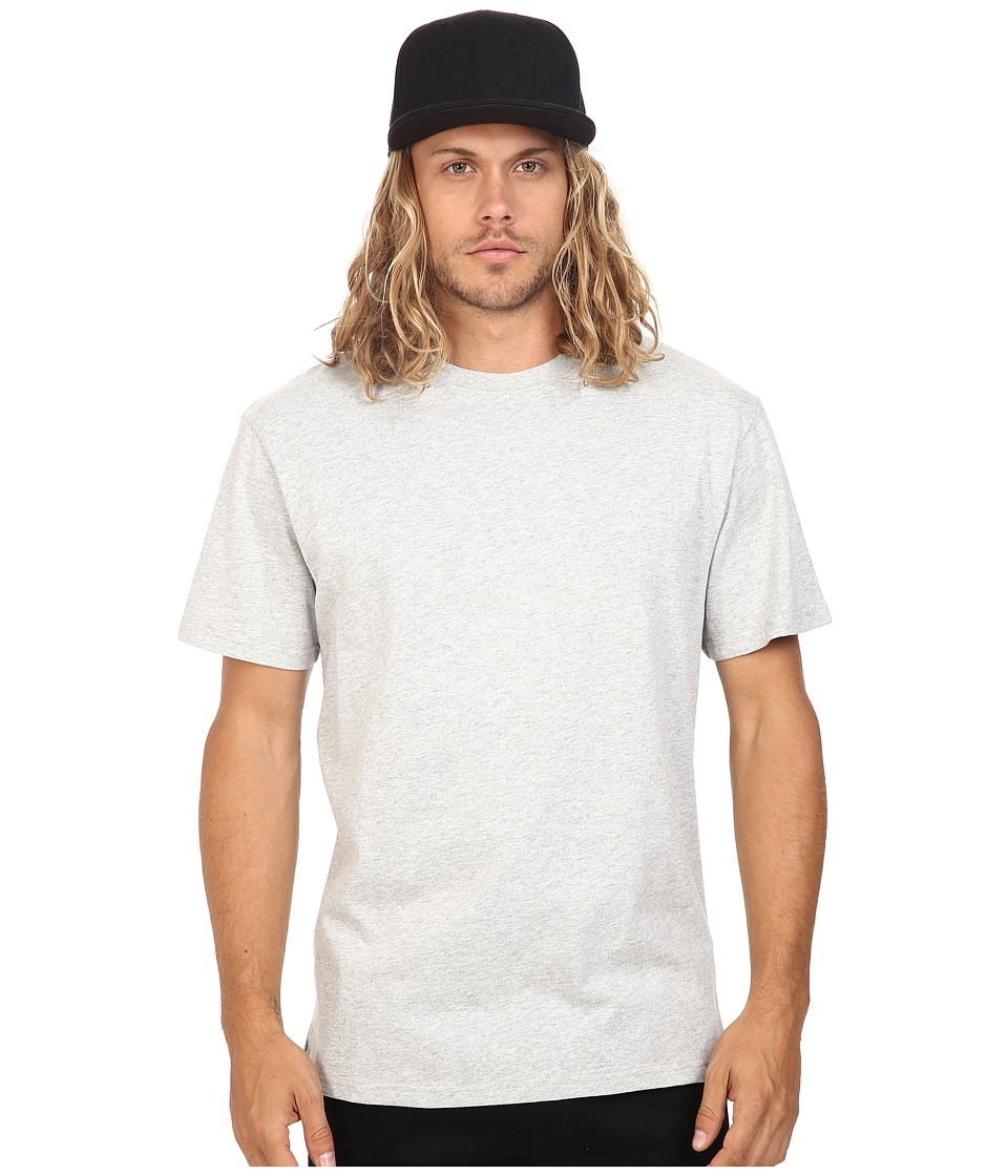 Diamond Supply Co. - Pavilion Short Sleeve Tee (Heather Grey) Men's T Shirt