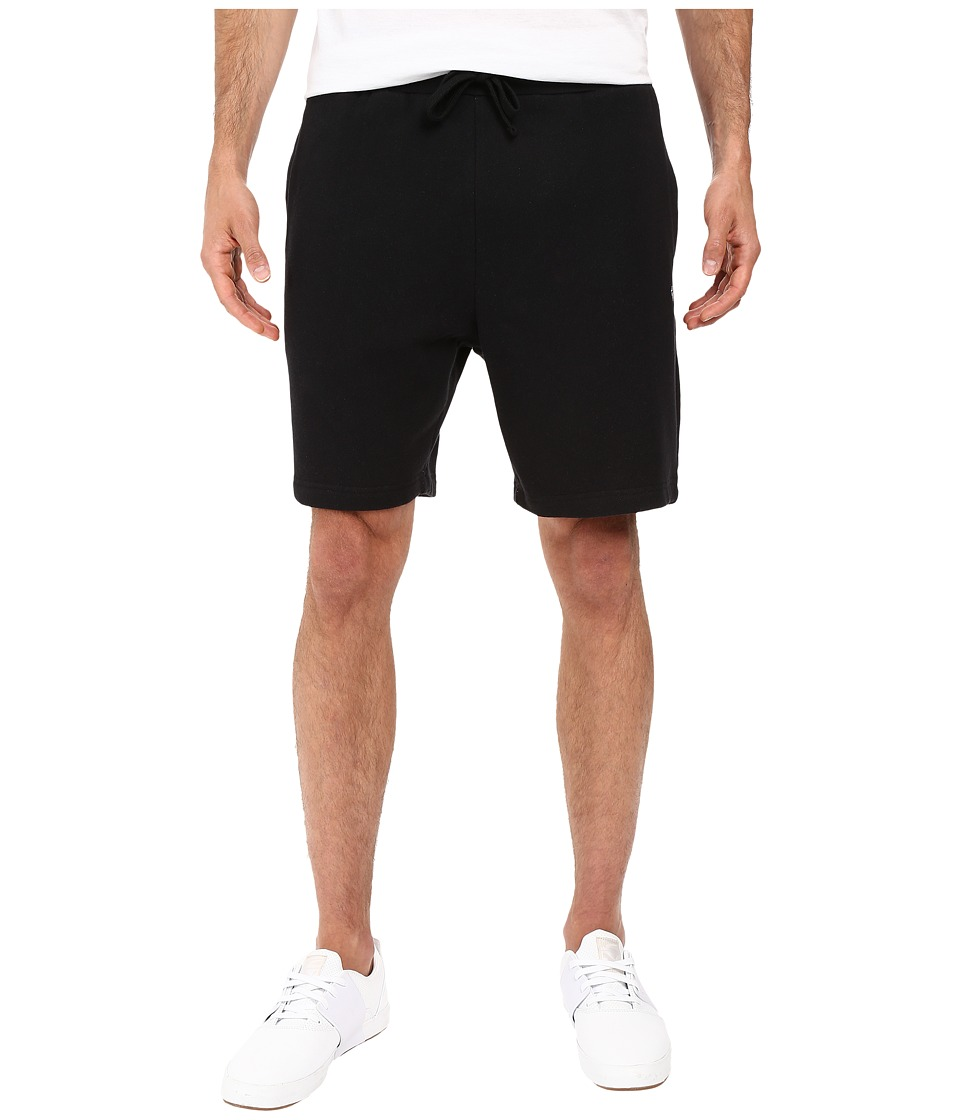 Diamond Supply Co. - Pavilion Terry Sweatshorts (Black) Men's Shorts