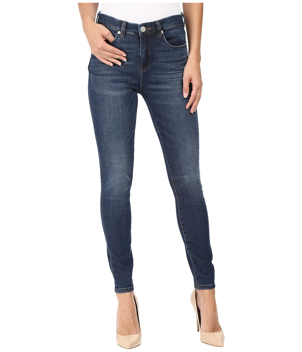 Blank NYC Denim Hi Rise Skinny in Shy Guy (Blue) Women