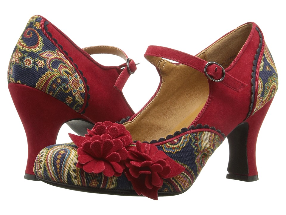 DOLCE by Mojo Moxy - Lana (Red) High Heels