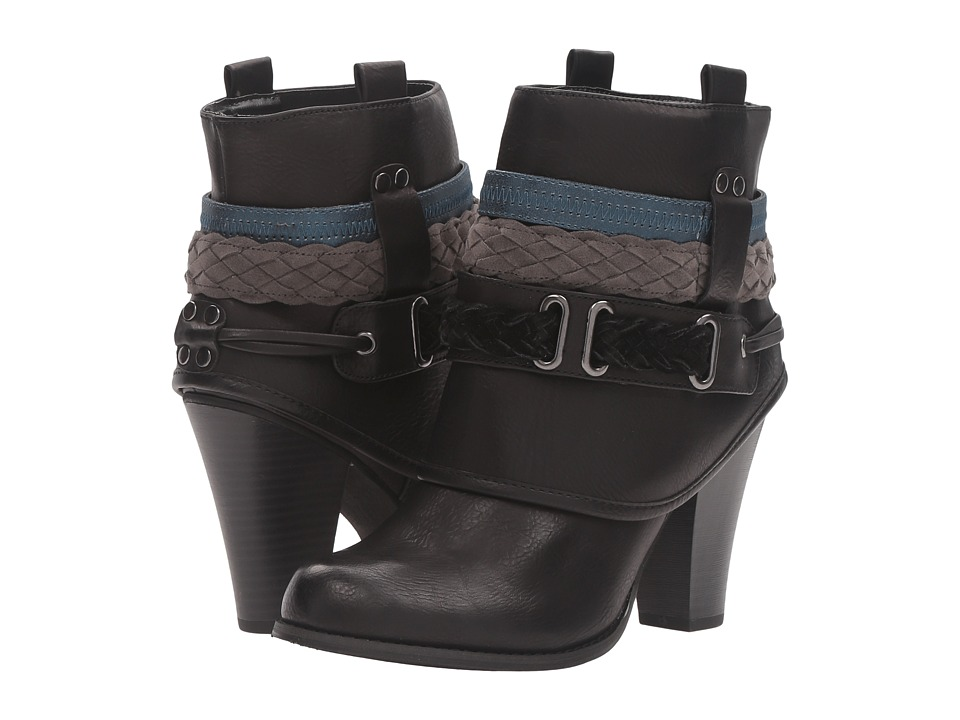 DOLCE by Mojo Moxy - Brawny (Black) Women