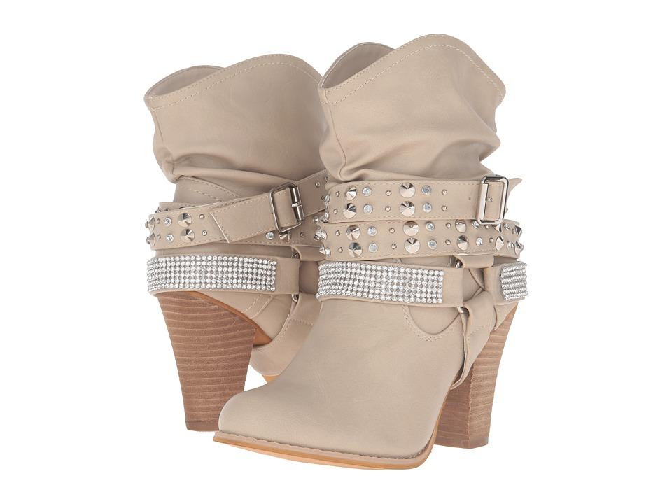 DOLCE by Mojo Moxy - Bundles (Ivory) Women's Boots