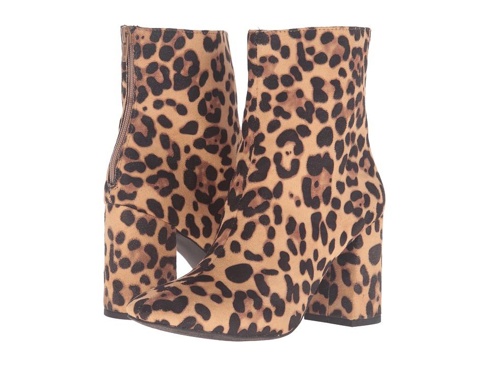 DOLCE by Mojo Moxy - Francis (Leopard) Women's Boots