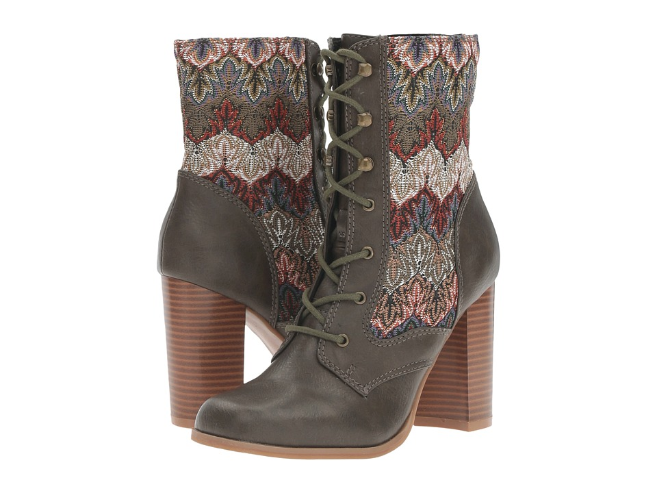 DOLCE by Mojo Moxy - Firestorm (Army) Women