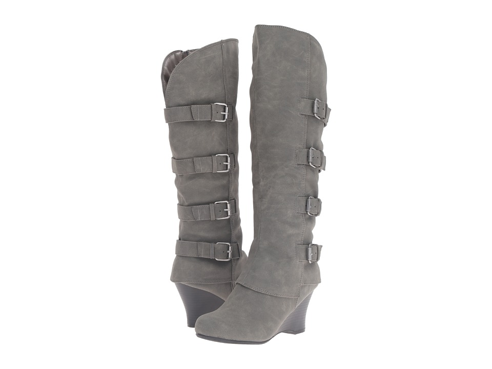UNIONBAY - Rome (Grey) Women's Shoes