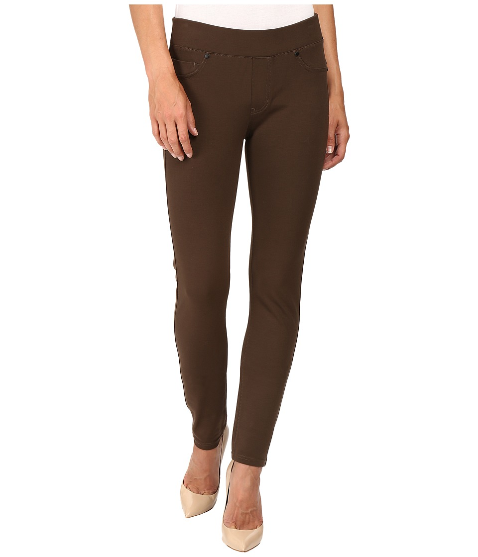 Liverpool - Quinn Pull-On Leggings in Wren Olive (Wren Olive) Women's Jeans