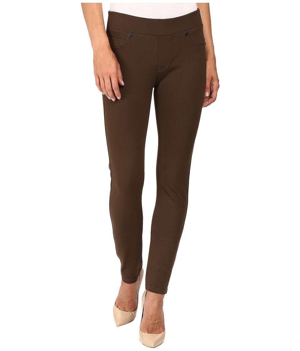 Liverpool - Quinn Pull-On Leggings in Wren Olive (Wren Olive) Women's Jeans