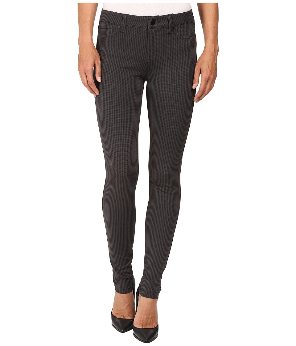 Liverpool - Madonna Leggings in Mini Stripe/Magnet (Mini Stripe/Magnet) Women's Jeans