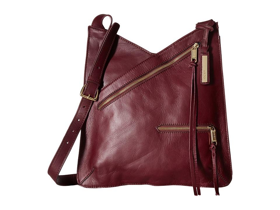 Joe's Jeans - Josie Crossbody (Wine) Cross Body Handbags