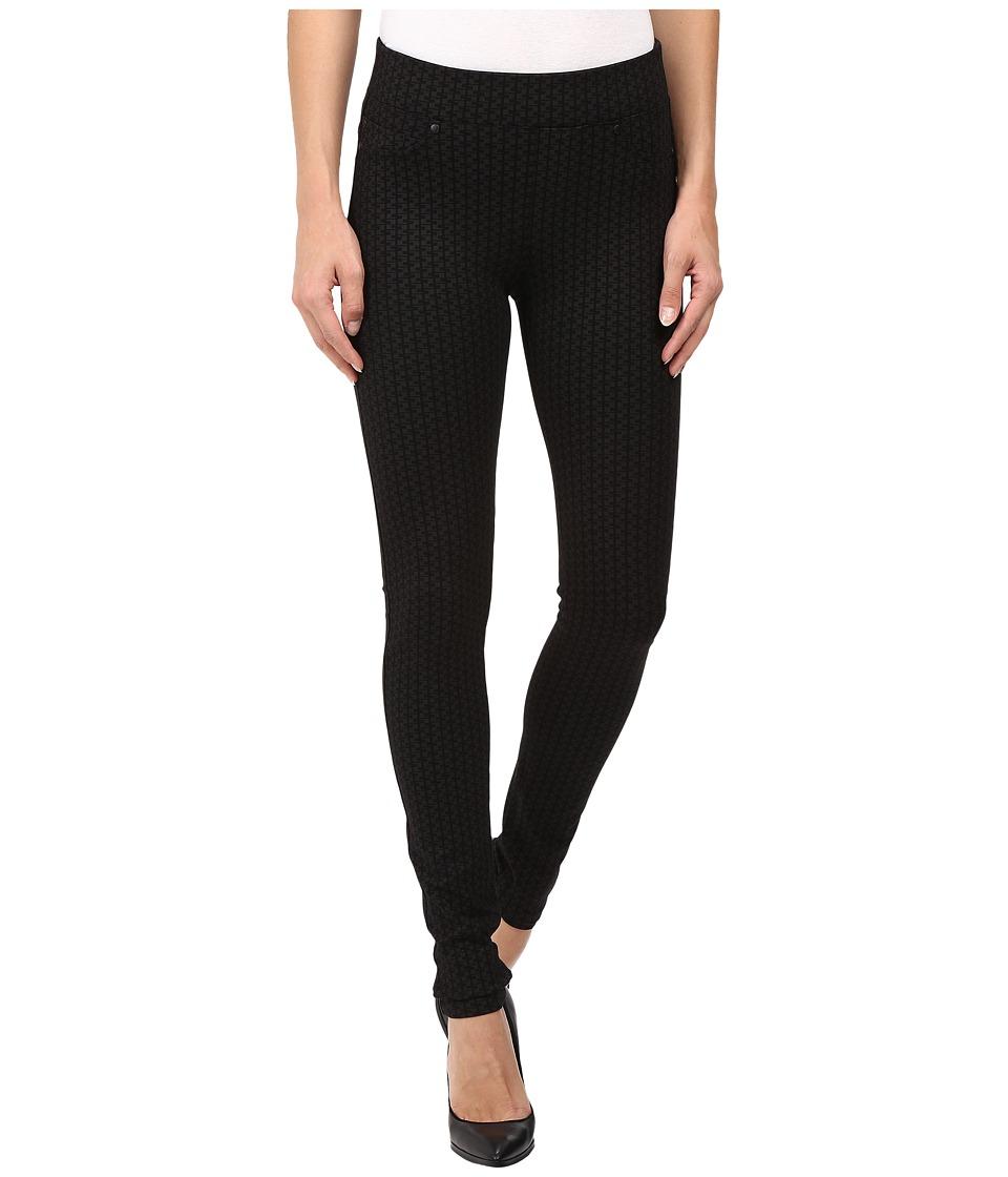 Liverpool - Quinn Pull-On Leggings in Geo/Gray (Geo/Gray) Women's Jeans