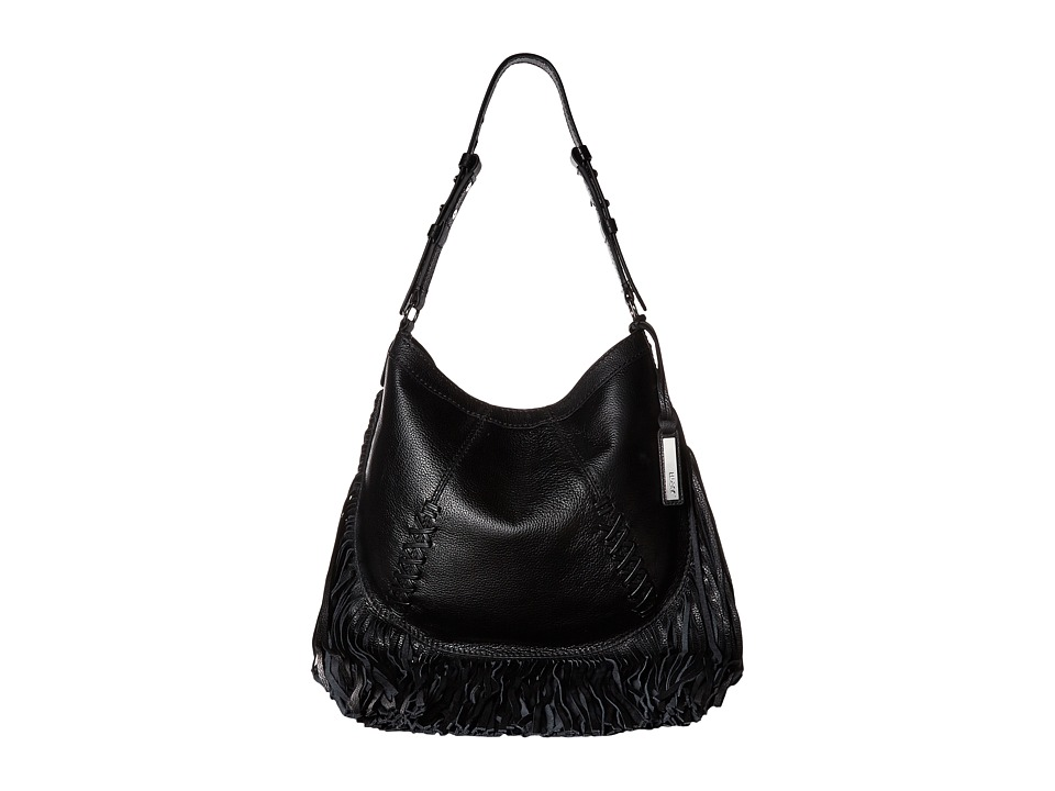 Joe's Jeans - Hayward Hobo (Black) Hobo Handbags
