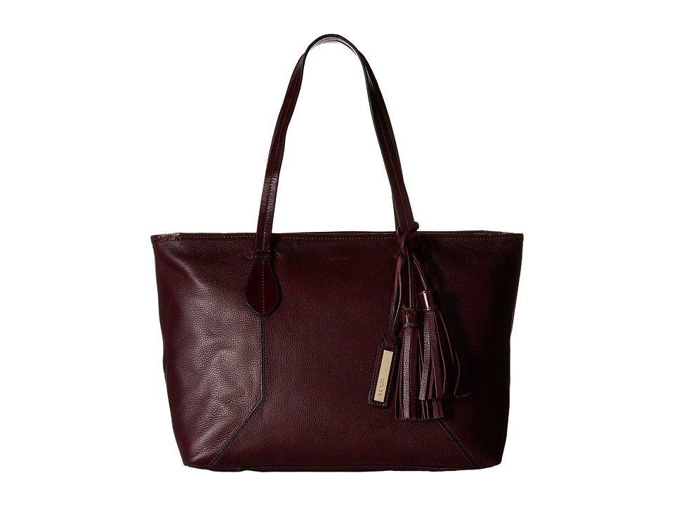 Joe's Jeans - Hello Tote (Wine) Tote Handbags