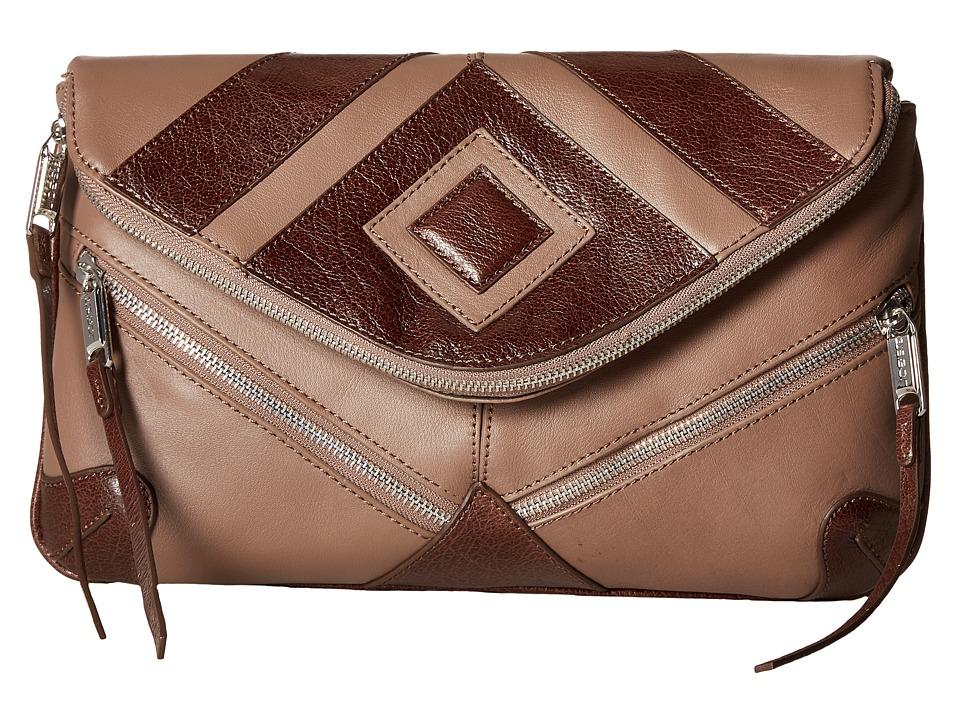Joe's Jeans - Morgan Convertible Clutch (Fog) Clutch Handbags