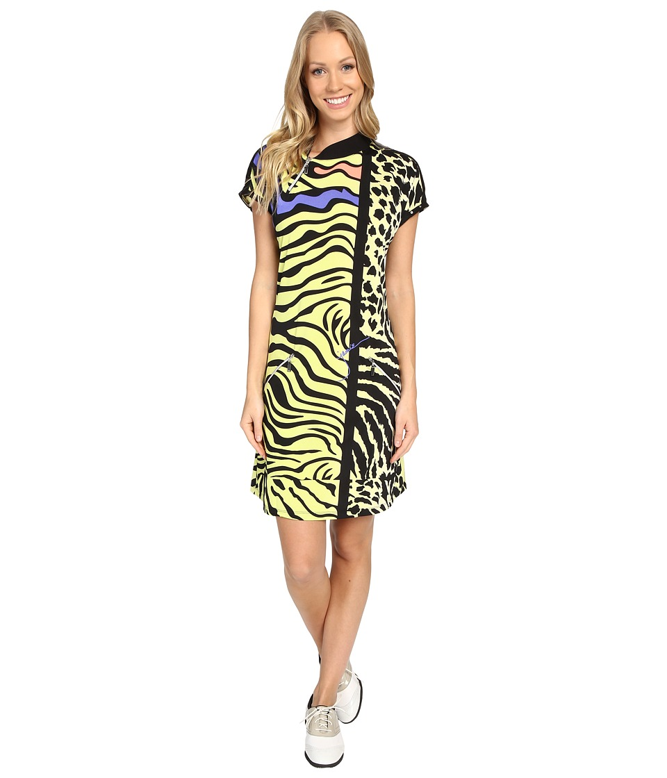 Jamie Sadock - Animal Print Dress with Pockets (Edo) Women's Dress