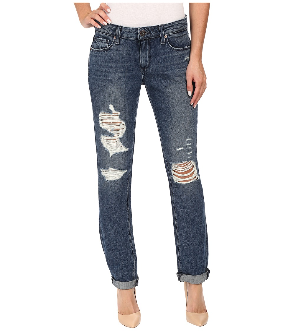 Paige - Jimmy Jimmy Skinny in Westley Destructed (Westley Destructed) Women's Jeans