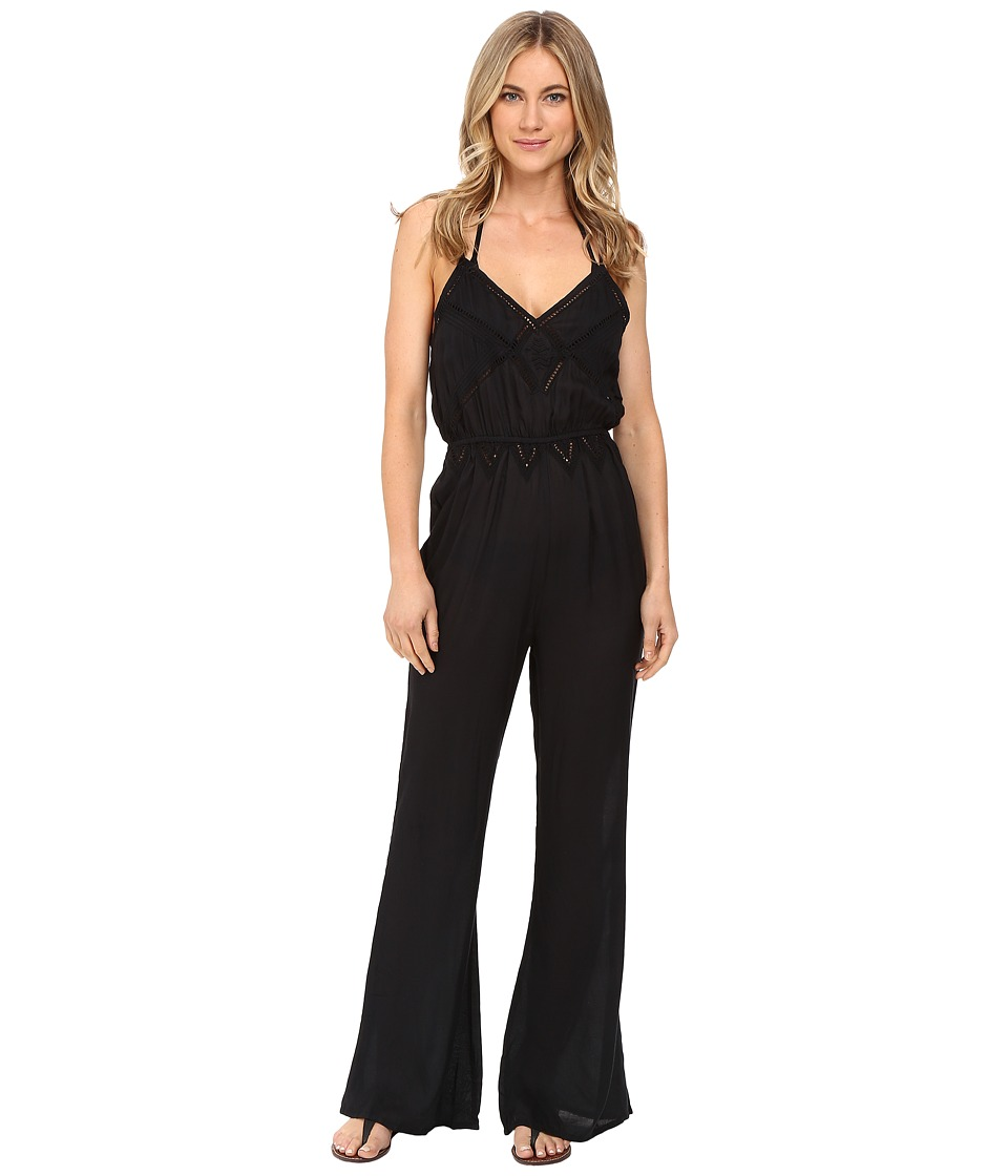 Amuse Society - Phoenix Jumper (Black) Women's Jumpsuit & Rompers One Piece