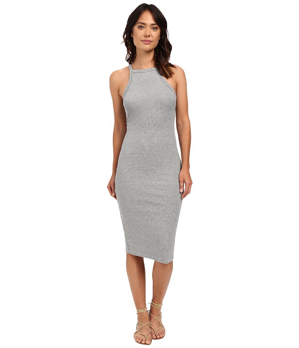 Billabong - Warm Embrace Dress (Black/White) Women's Dress
