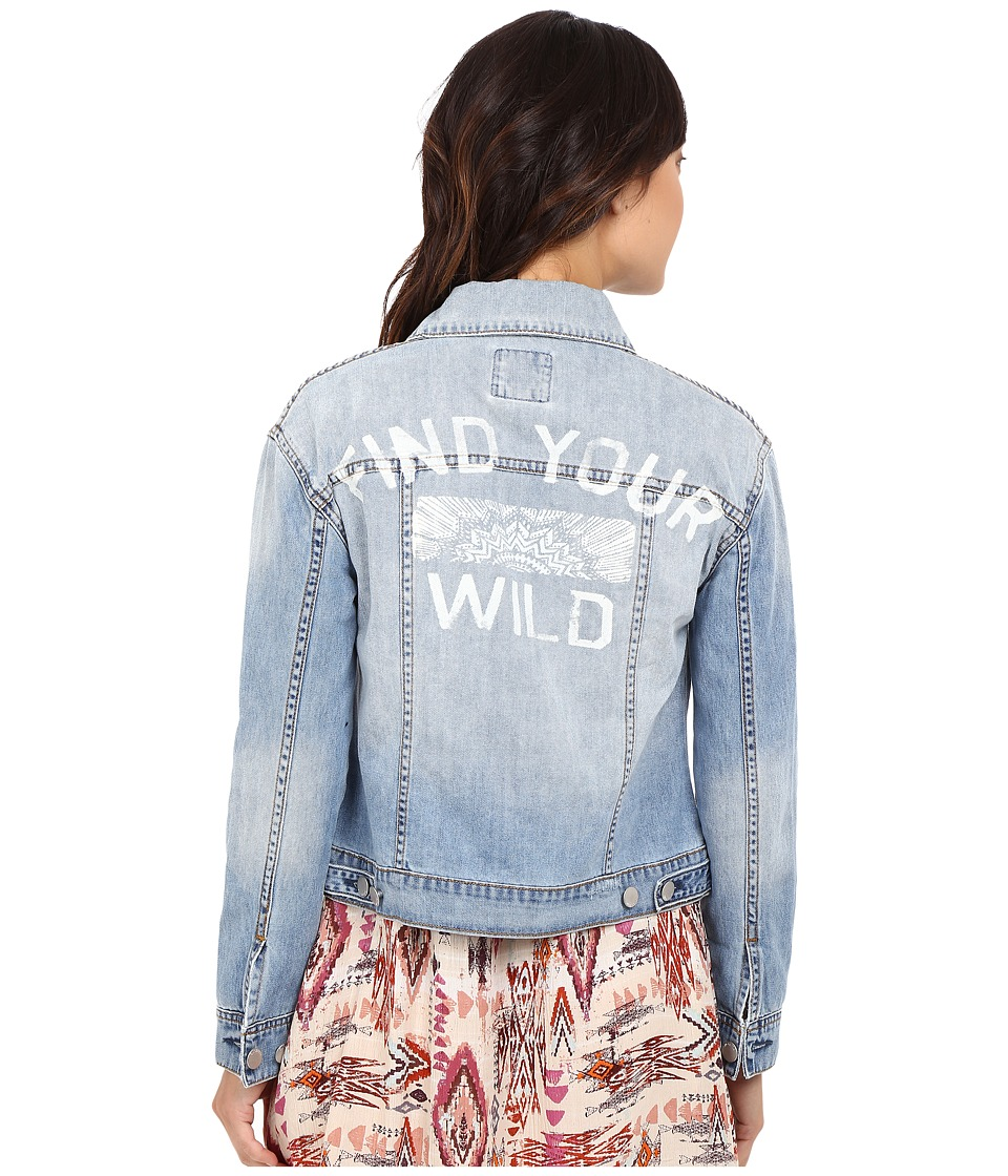 Billabong - Find your Wild Jacket (Light Well Worn) Women's Coat