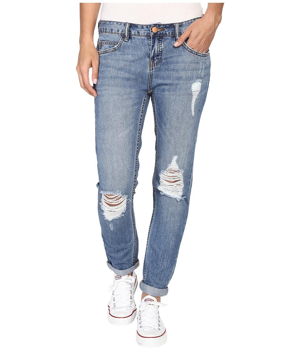 Billabong - New Boy Jeans (Coastal Blue) Women's Jeans