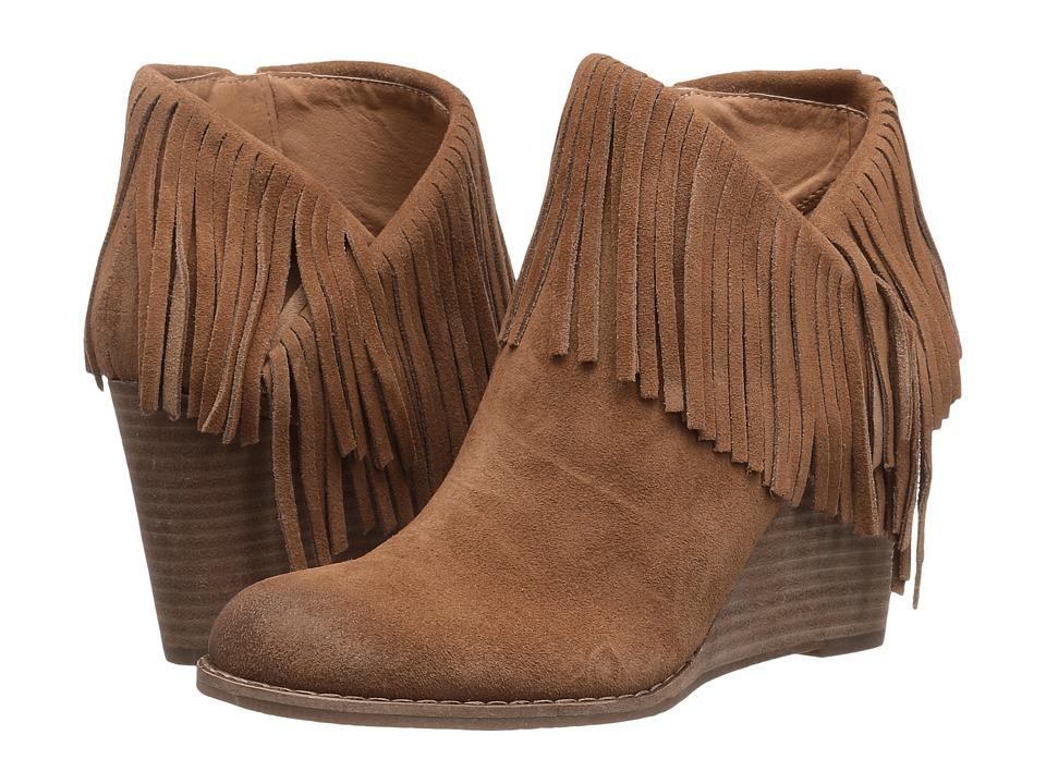 Lucky Brand - Yachin (Honey) Women's Shoes