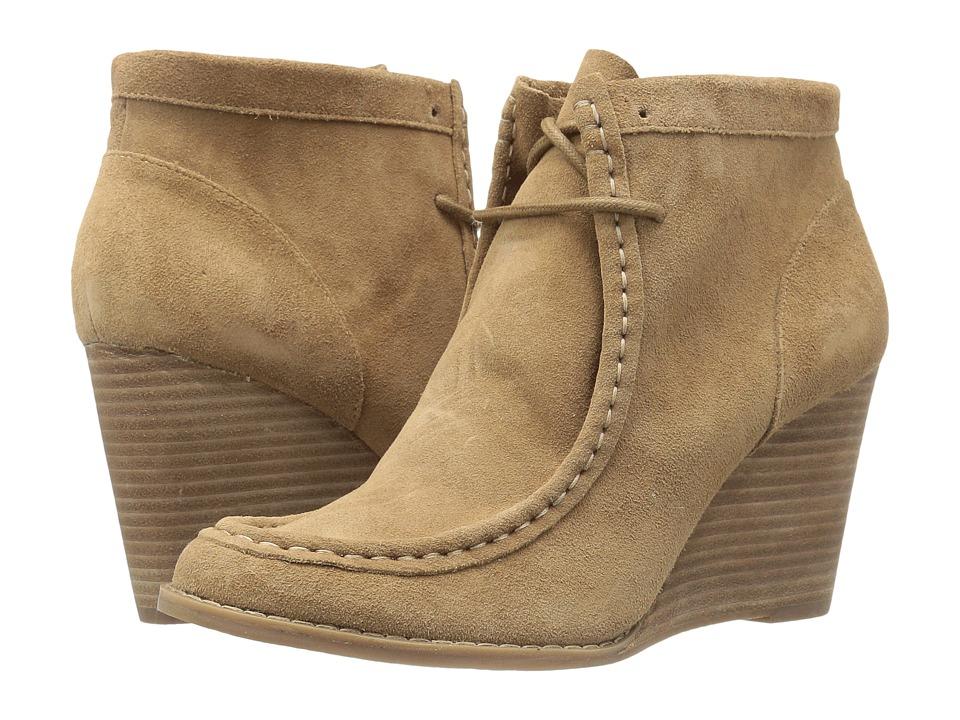 Lucky Brand - Ysabel (Sesame) Women's Boots