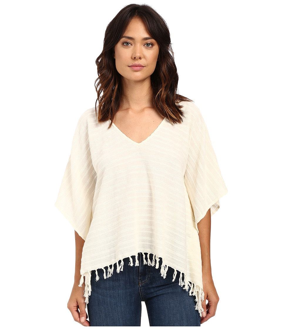 Billabong - Weekend Escape Poncho (Cool Wip) Women's Sweater