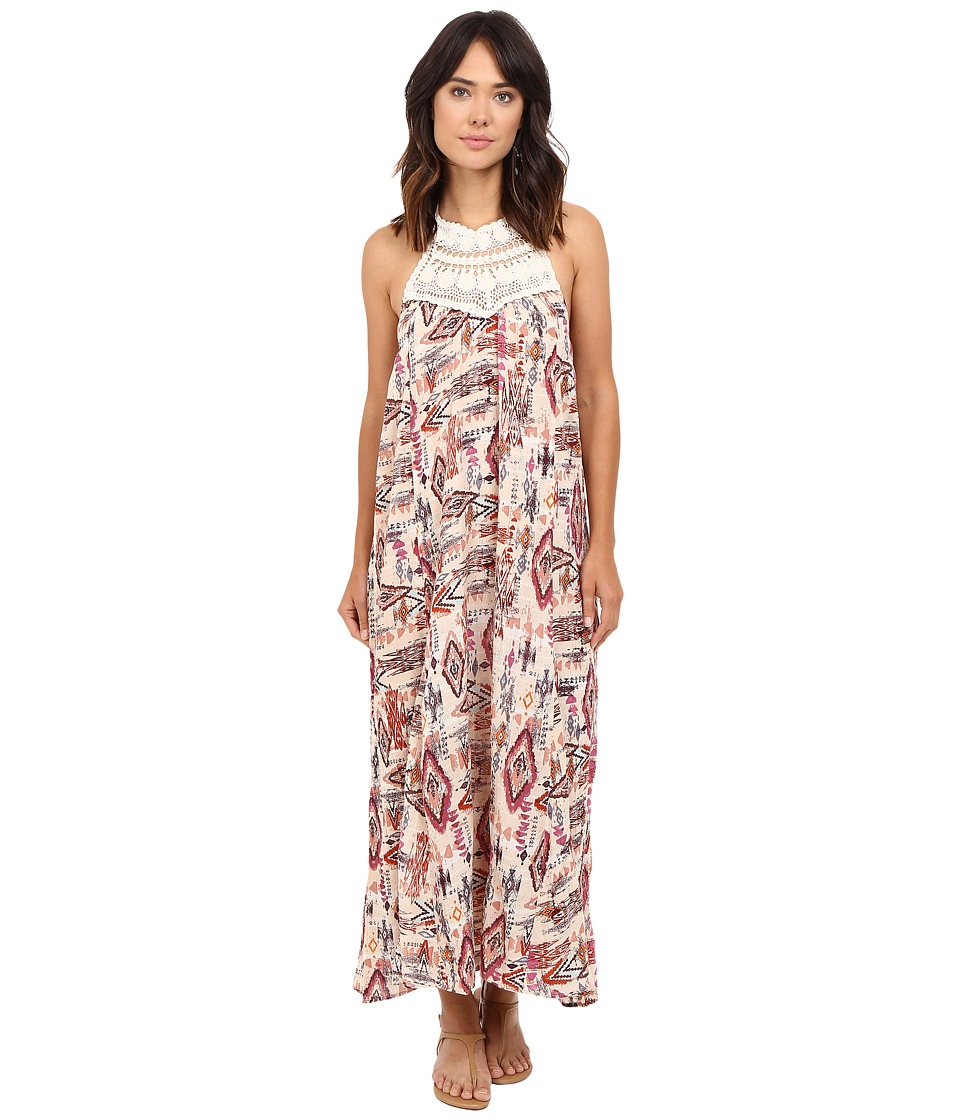 Billabong - Shine on Maxi Dress (Multi) Women's Dress