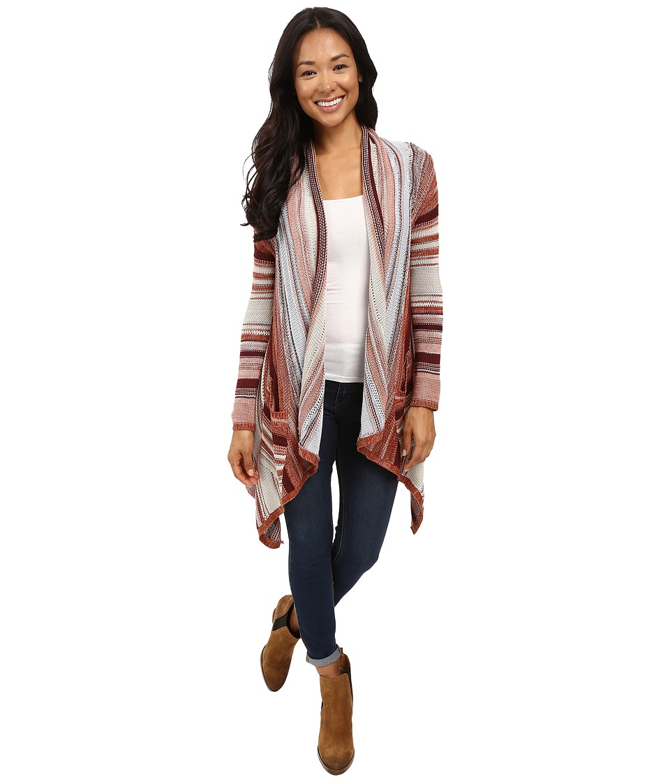Billabong - Beach Ramblin Cardigan (Multi) Women's Sweater
