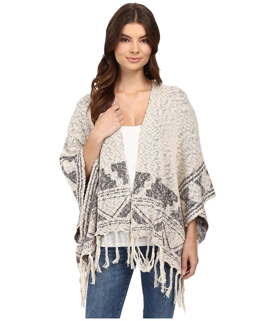 Billabong - Desert Voyage Sweater (White Cap) Women's Sweater