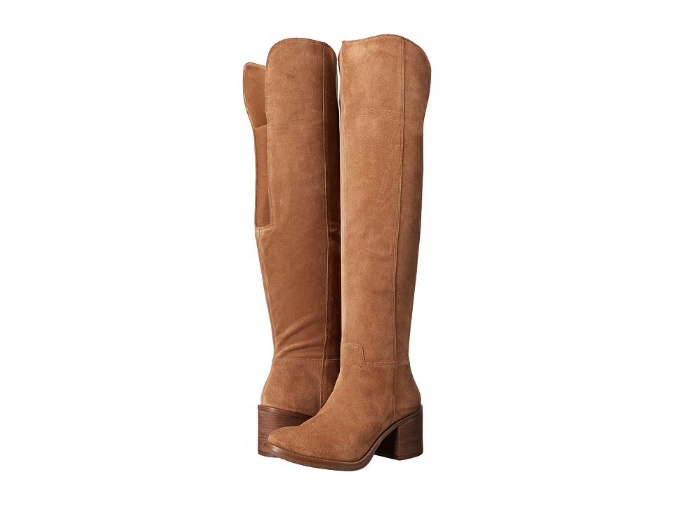 Lucky Brand - Ratann (Honey) Women's Shoes