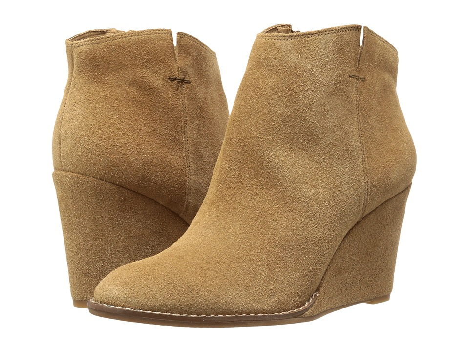 Lucky Brand - Validas (Honey) Women's Shoes