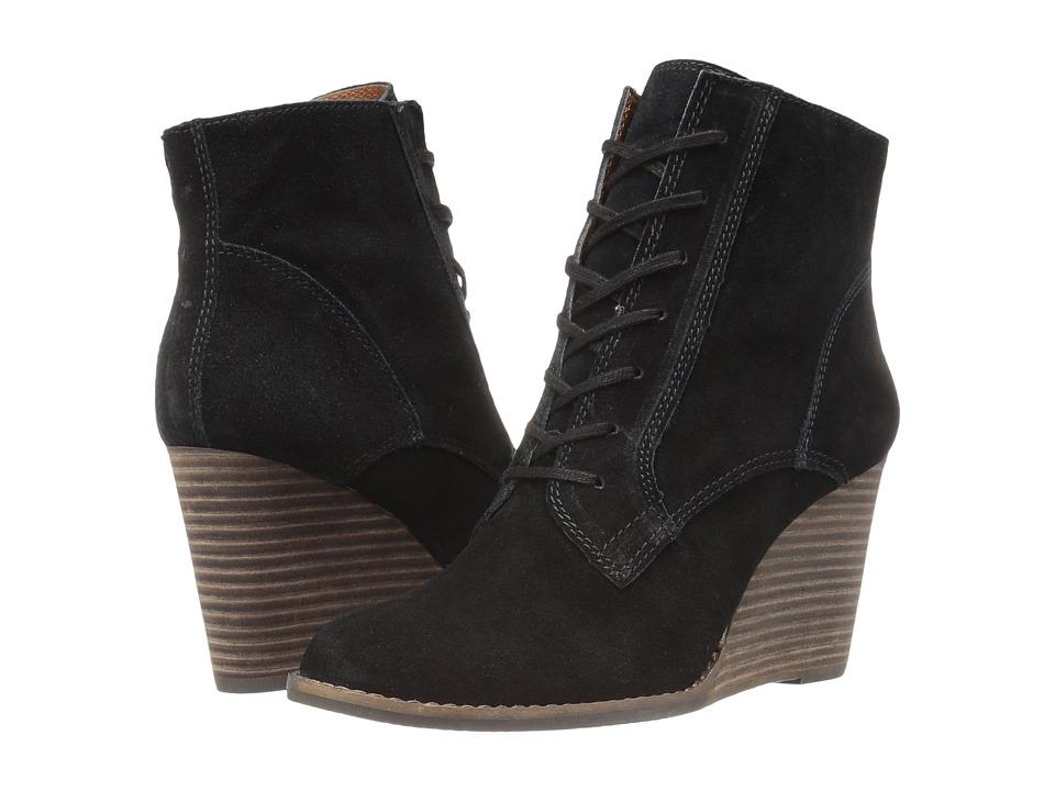 Lucky Brand - Yelloh (Black) Women's Shoes
