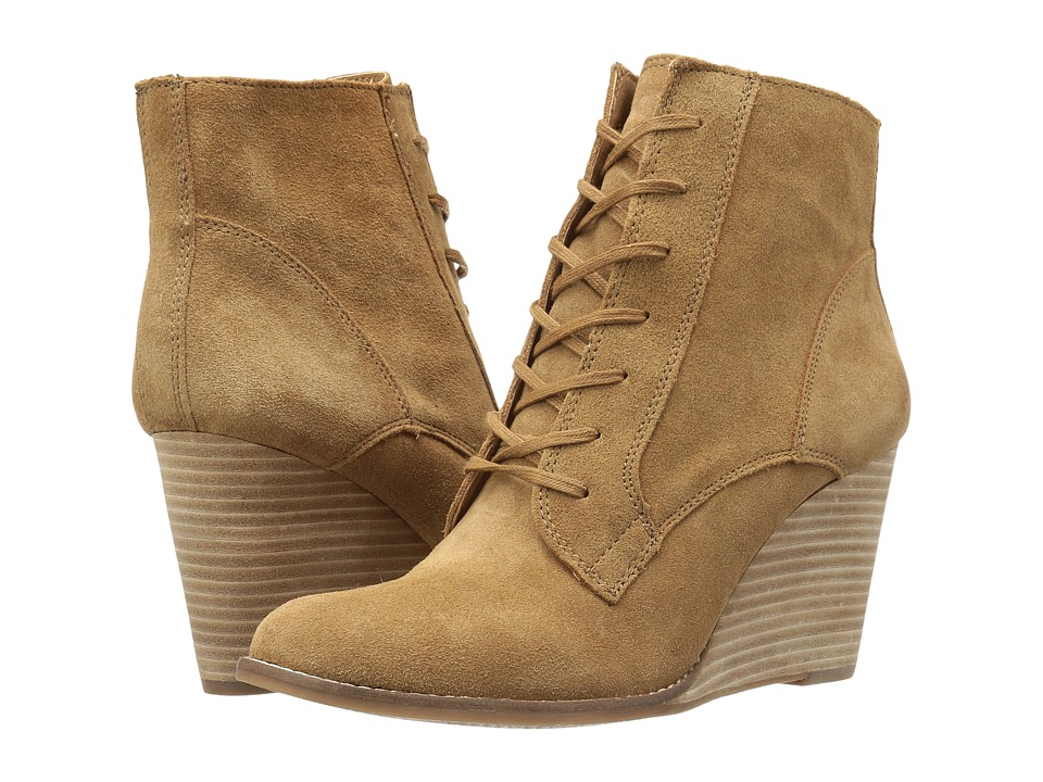 Lucky Brand - Yelloh (Honey) Women's Shoes