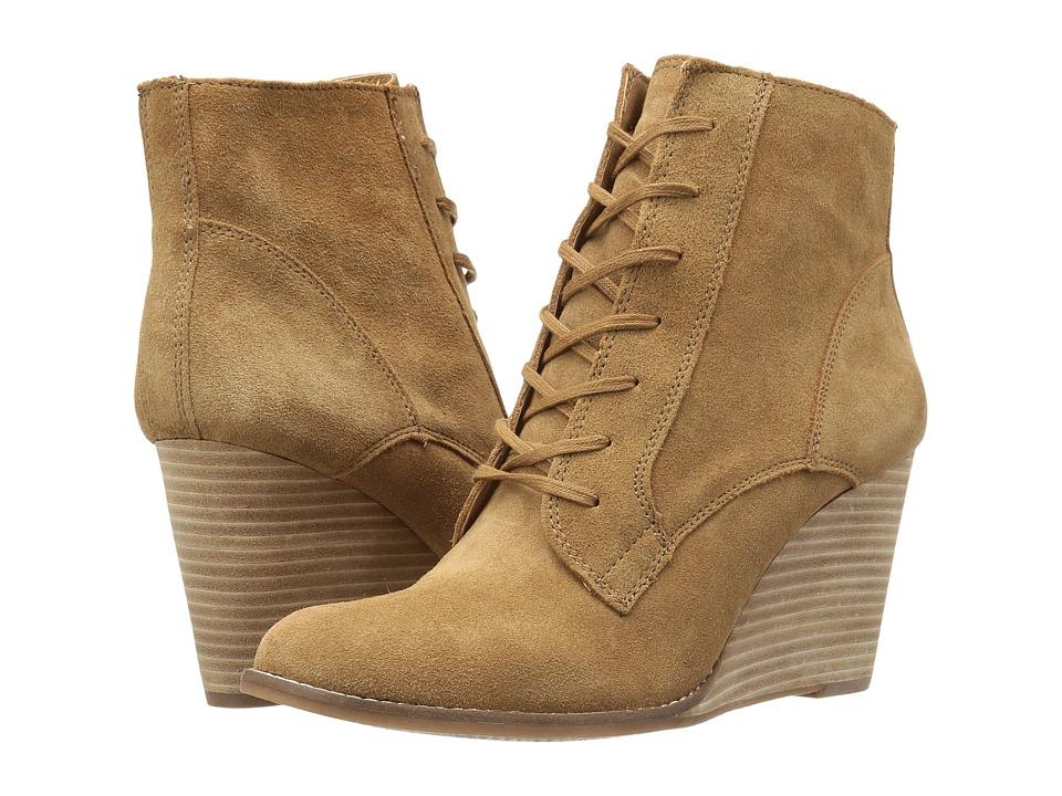 Lucky Brand - Yelloh (Honey) Women's Shoes