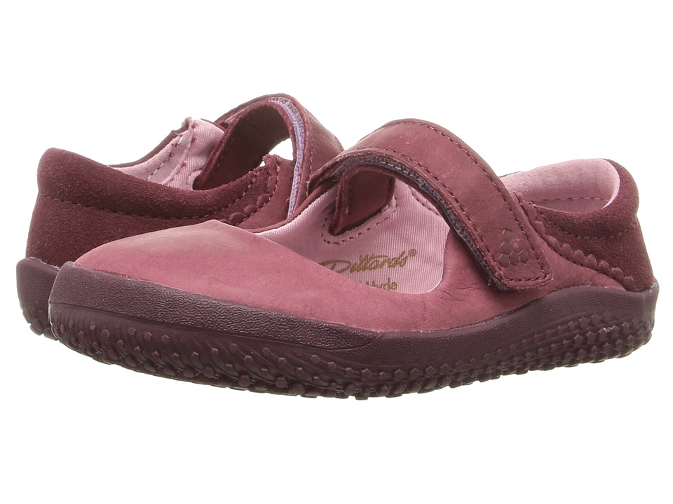 Vivobarefoot Kids - Wyn (Toddler/Little Kid) (Burgundy) Girls Shoes