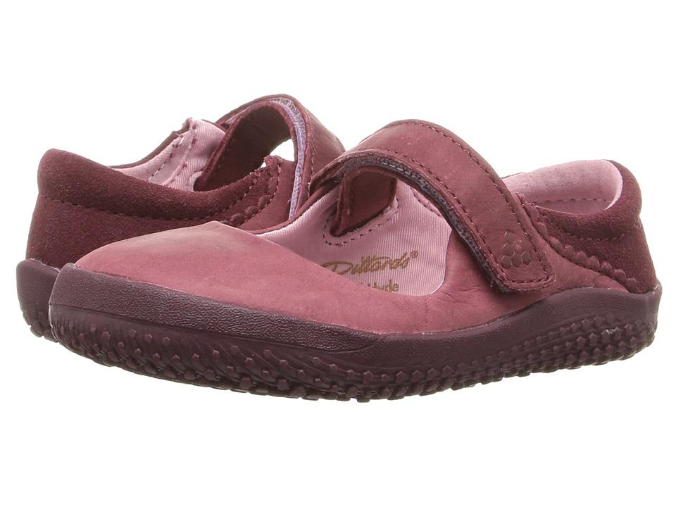Vivobarefoot Kids - Wyn (Toddler/Little Kid) (Burgundy) Girls Shoes
