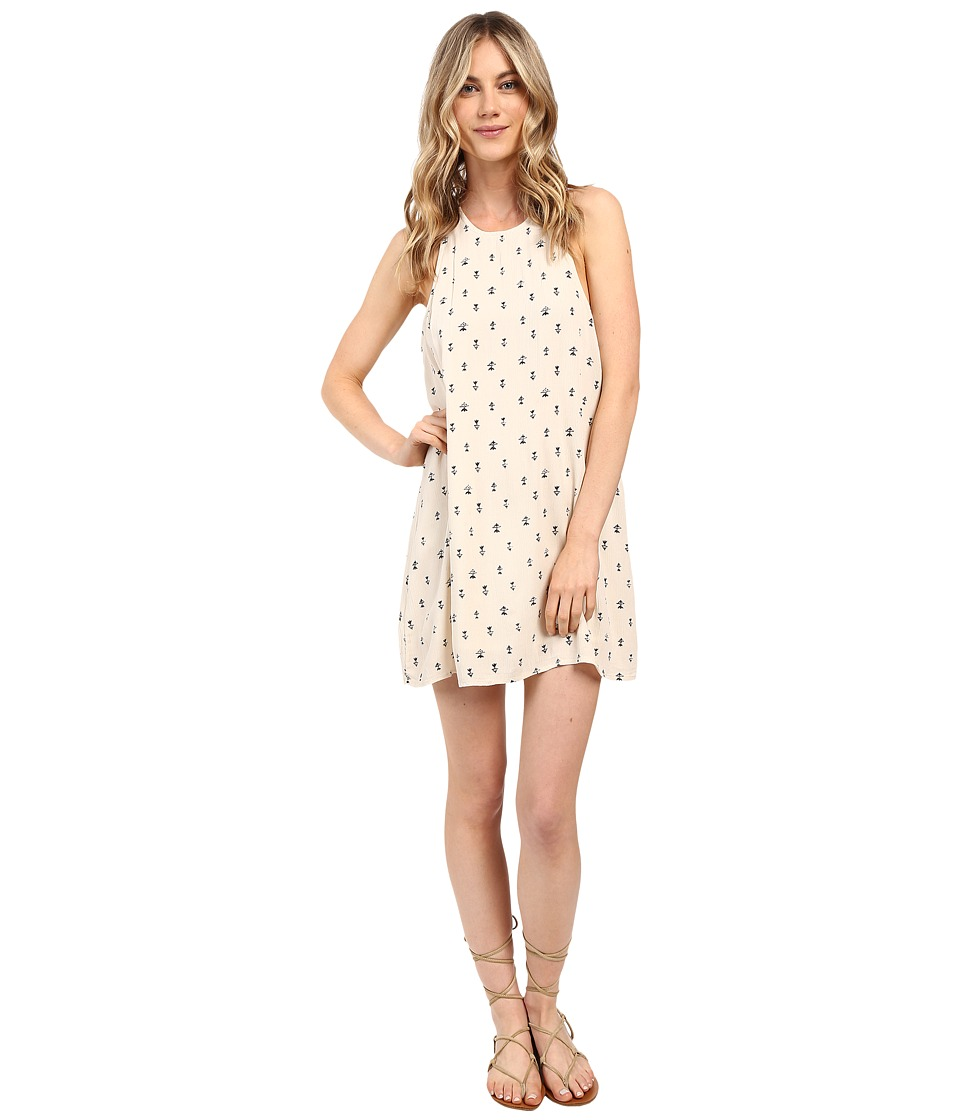 Billabong - Wild Sky Dress (White Cap) Women's Dress
