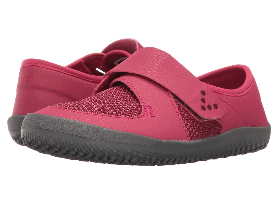 Vivobarefoot Kids - Lenni (Toddler/Little Kid/Big Kid) (Dark Pink) Girls Shoes