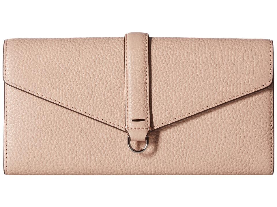 ECCO - Isan Clutch Wallet (Rose Dust) Wallet Handbags