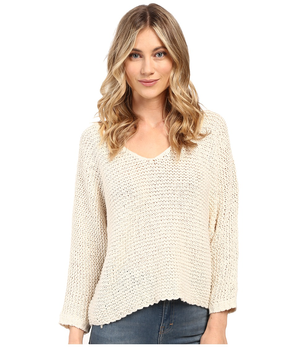 Billabong - Way Back When Sweater (White Cap) Women's Sweater