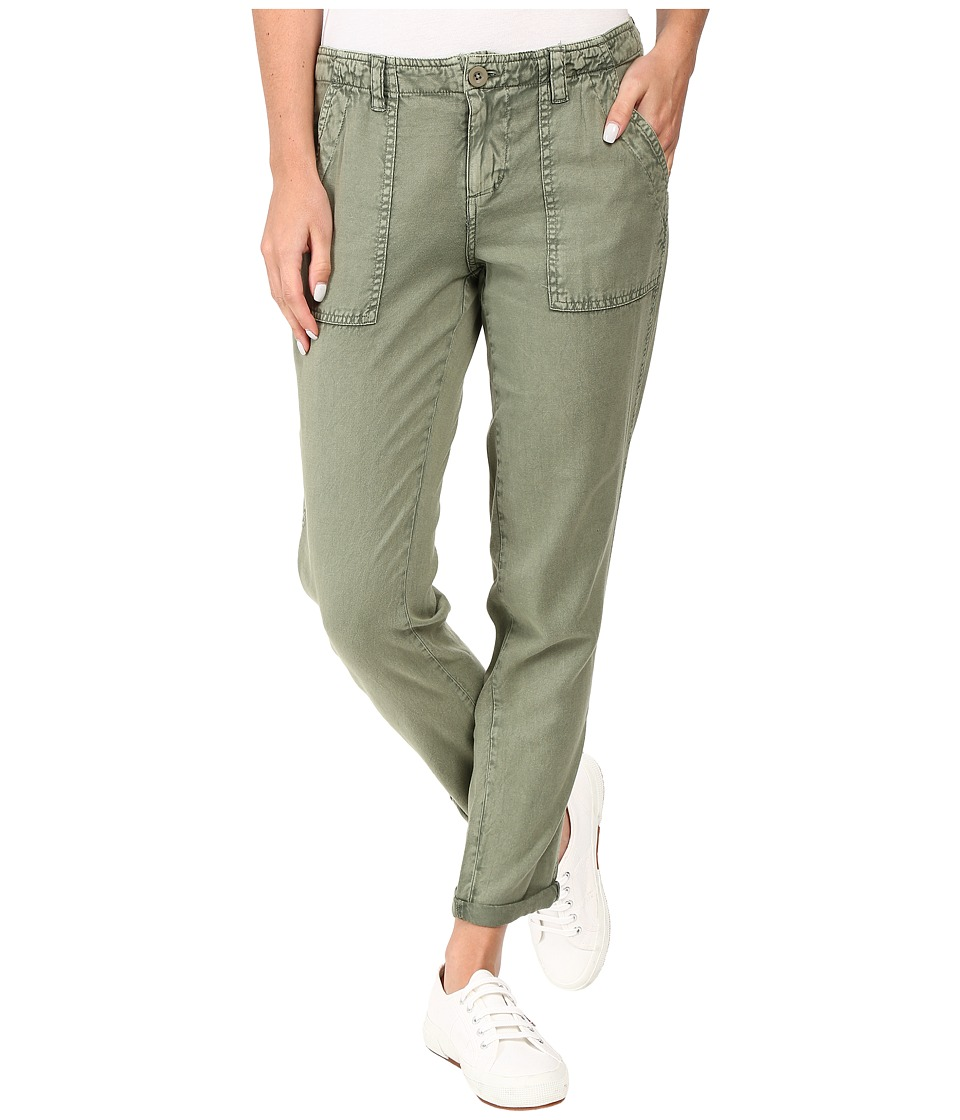 Billabong - Peace of Mind Pants (Moss) Women's Casual Pants