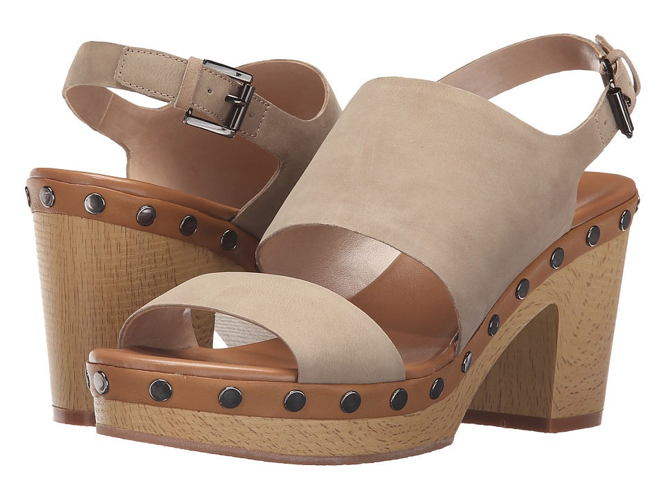 French Connection - Colette (Hazelwood/Sand) Women's Sandals