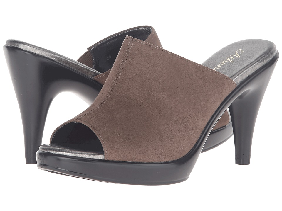 Athena Alexander - Anise (Taupe Suede) Women's Shoes
