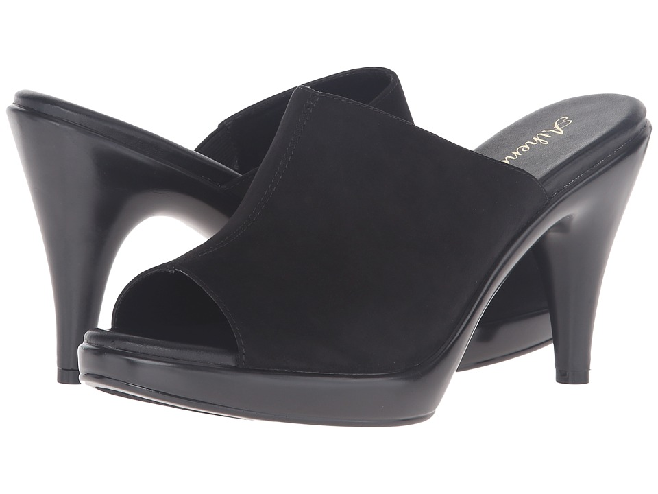 Athena Alexander Anise (Black Suede) Women